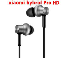 Original Xiaomi Hybrid / Pro HD Earphone In-Ear HiFi Earphones Mi Piston 4 With Mic Circle Iron Mixed For Redmi Pro Note3 MI5(China)
