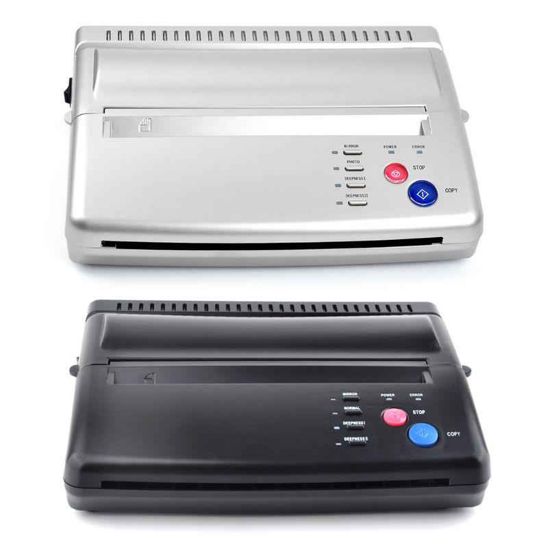 Copieur thermique de fabricant de pochoir de dessin d'imprimante de Machine de transfert de tatouage pour l'outil d'équipement d'artiste
