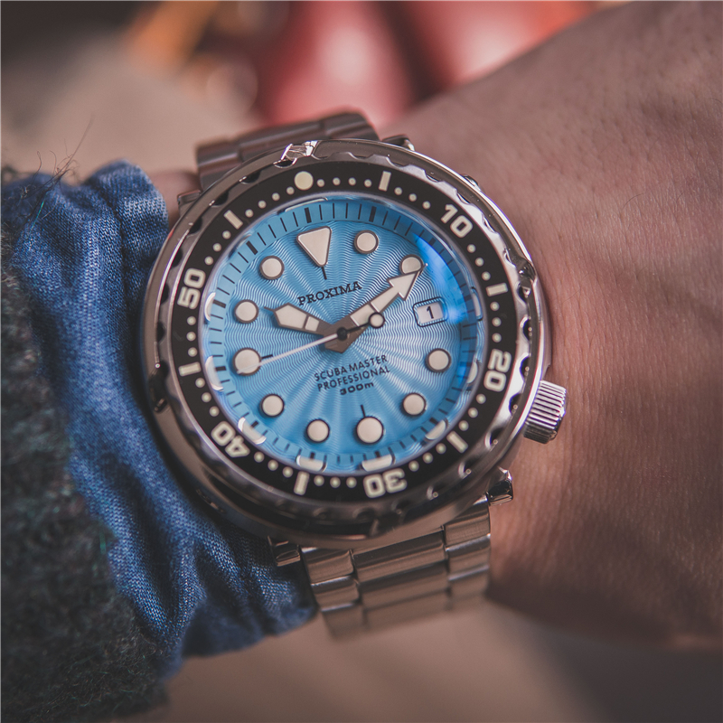 Proxima Luxury SBBN015/017 Mechanical Watch Men Sa