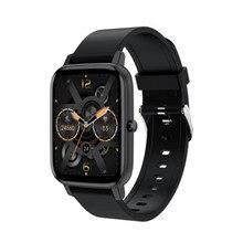 Novo h80 relógio inteligente de monitoramento de freqüência cardíaca dos homens esporte fitness rastreador 1.69 Polegada tela toque bluetooth relógio moda pulseira