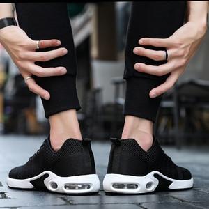 Image 3 - Tenis Masculino Hot Merk Sneakers Mannen Tennisschoenen Mannelijke Stabiliteit Lace Up Athletic Trainers Luchtkussen Outdoor Gym Sport schoenen