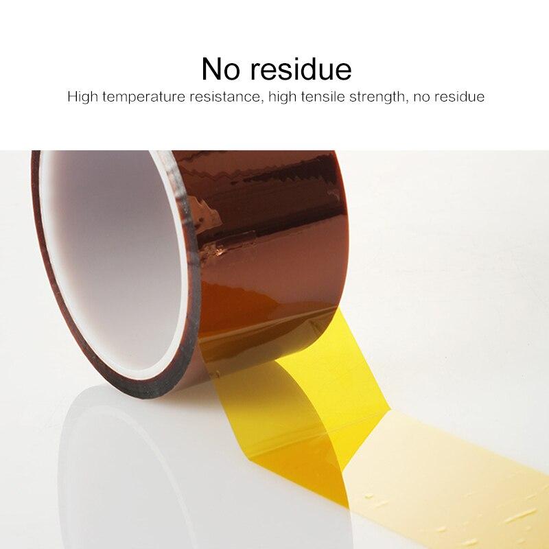 New 100ft Tape 25mm*30m 50mm Kapton Polyimide Flame-Retardant