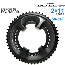Shimano Ultegra R8000 Chainring 2 X 11 Speed 46t for 46-36t for sale online
