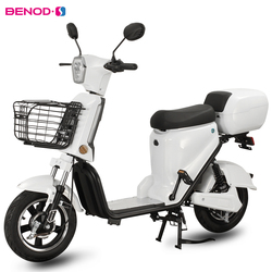 BENOD  Electric Motorcycle CE Cert Electric Light Electric Motorcycle Fast High-power Energy-saving Motor Moped Bicycle EU Trans