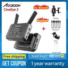 ACCSOON CineEye 2 II Mini Video Audio ตัวรับสัญญาณ HDMI วิดีโอ1080P 400ft