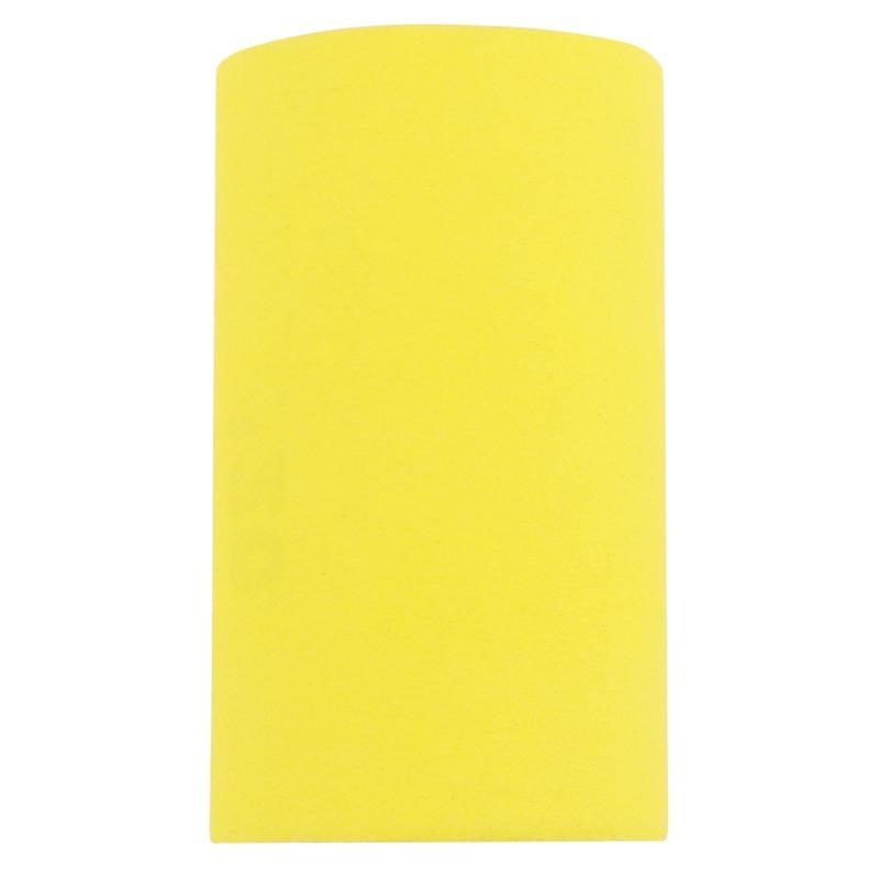 Yellow Flocking Sandpaper Roll Abrasive Sandpaper Polishing For Wood Paint Arts Crafts Plastic (40 Mesh /1 Roll)