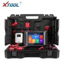 XTOOL-herramienta de diagnóstico automotriz A80 pro, autoescáner OBD2 con codificación ECU/programador OBD2, igual que el H6 Pro, actualización gratuita en línea