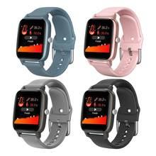 NEUE Smart Uhr IP67 Wasserdicht Männer Frauen Smart Uhren Herz Rate Monitor Kalorien Schlaf Monitor Smartwatch Fitness Tracker 2020