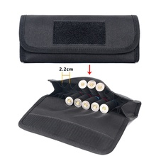 Pouch 12GA Ammo-Holder Waist-Bags Bandolier-Cartridge-Bag Tactical-Shell Military-Shooting