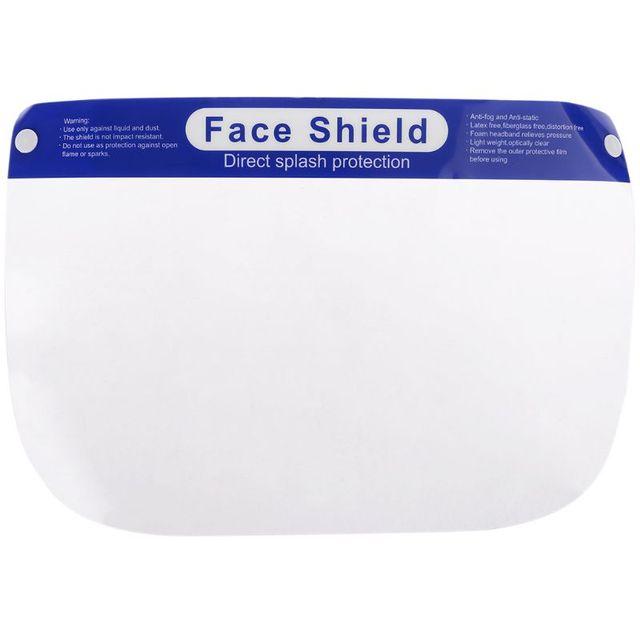 Protective Adjustable Face Masks Anti-Saliva Dust-Proof Full Face Cover Mask Visor Shield 1