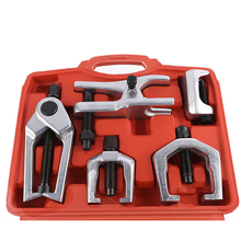 5Pcs Ball Joint Separator Arm Puller Remover Ball Extractor Front End Service Tool