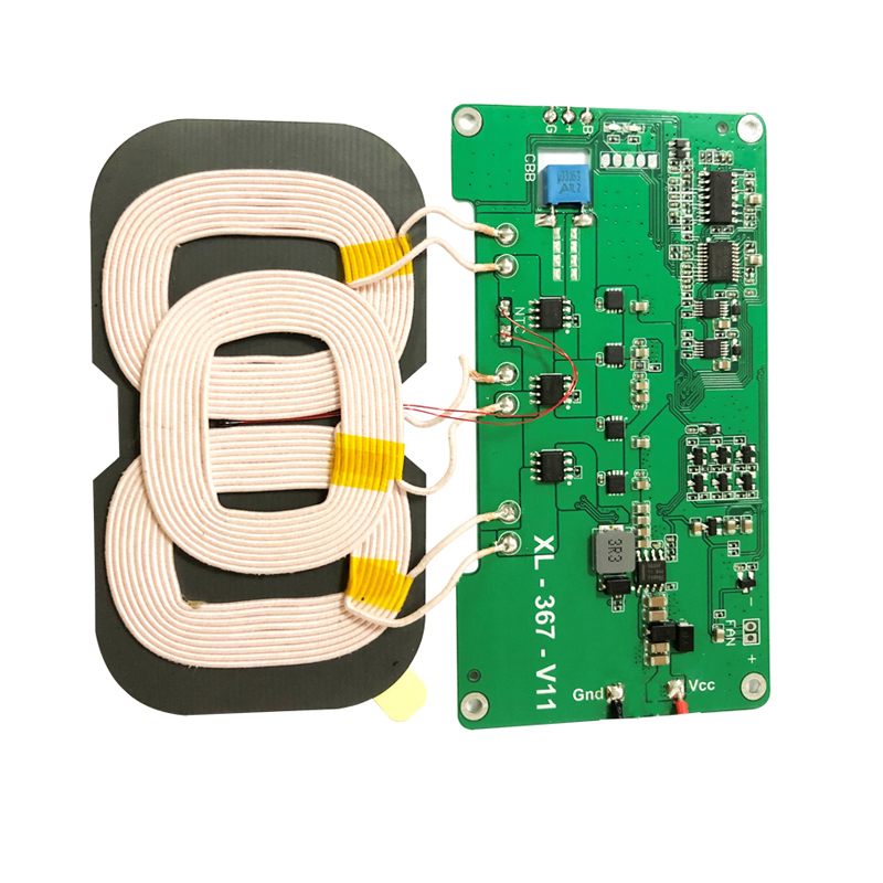Car-specific Wireless Charger Module 12V Modified Fast Charging Circuit Board