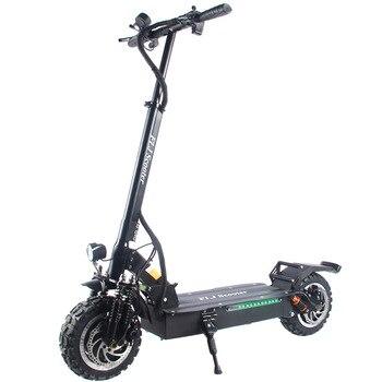 Электрический скутер FLJ T113 60В/3200 Вт с двойным мотором Электрический скутер для взрослых