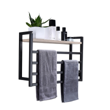 Интеллектуальная Электрическая стойка для полотенец с постоянной температурой для домашнего туалета полотенце с подогревом настенная сушилка для комнаты
