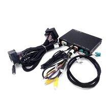 اللاسلكية ل أبل CarPlay الروبوت السيارات فك مربع ل BMW E60 E70 E71 E84 F01 F02 F10 F11 F20 F25 F26 F30 F31 NBT CIC نظام