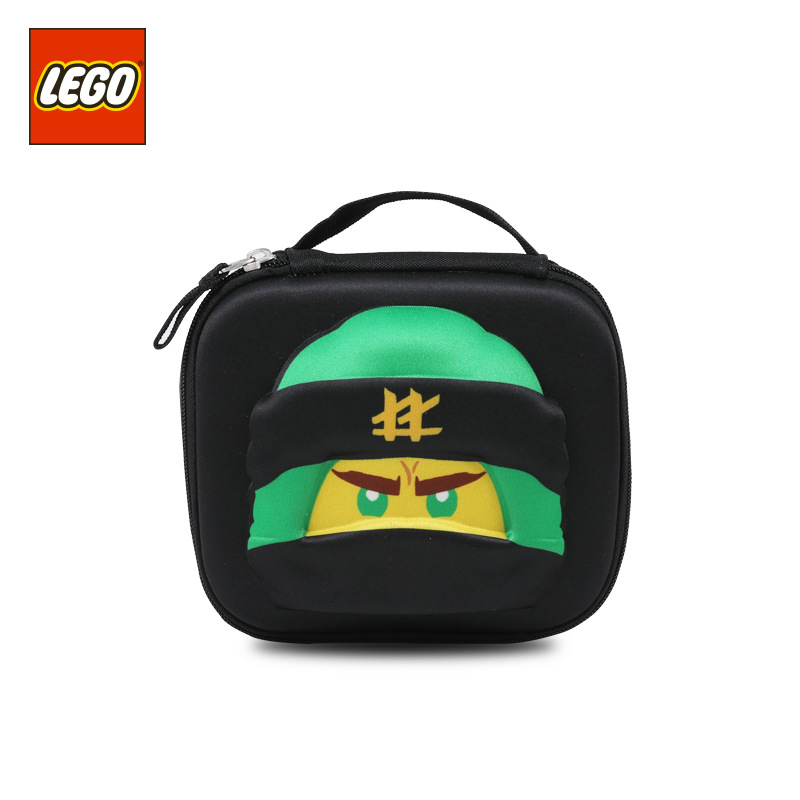 Lego LEGO 2019 New Style Fashion Phantom Ninja Element Hand Aluminum Foil Inner Thermal Lunch Box