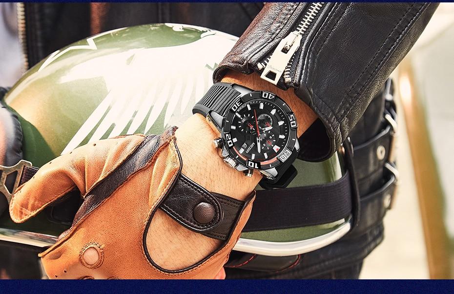 Hec5d9ba162f643a2ad00914982d176bfE Sport Watch Silicone Quartz Military Watches