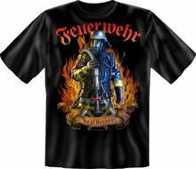T-shirt de Pompiers Trensy, Chemise, bobine, héros, Cadeau, DAnniversaire