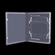 Przezroczyste pudełko kartridż z grą CD DVD futerał ochronny do uniwersalnej powłoki N64/SNES (US)/Sega Genesis/MegaDrive