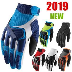 2019 Motocross Gloves 6 Colors Mtb Gloves BMX ATV MTB Off Road Motorcycle gloves Mountain Bike Gloves(China)