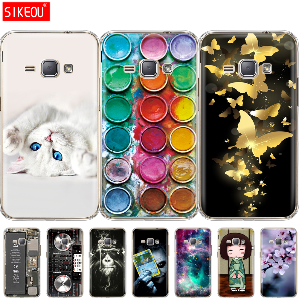 silicon <font><b>Case</b></font> <font><b>for</b></font> <font><b>Samsung</b></font> <font><b>Galaxy</b></font> J1 2016 J120 <font><b>J120F</b></font> SM-<font><b>J120F</b></font> <font><b>case</b></font> Soft TPU back phone cover protective printing coque bumper image