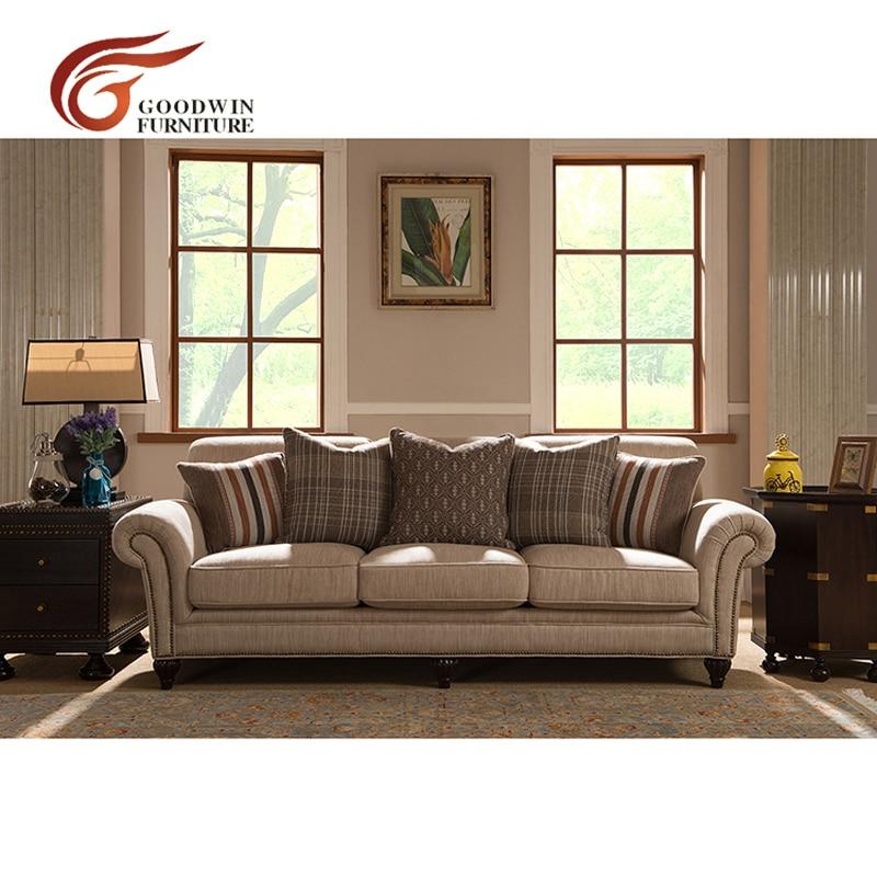 Mahogany Wood Furniture Living Room