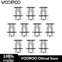 Original VOOPOO MAAT MT-M1 Core Coil 0.13ohm Single Mesh Head Coils for Tanks Atomizer E-Cig Vape Evaporator