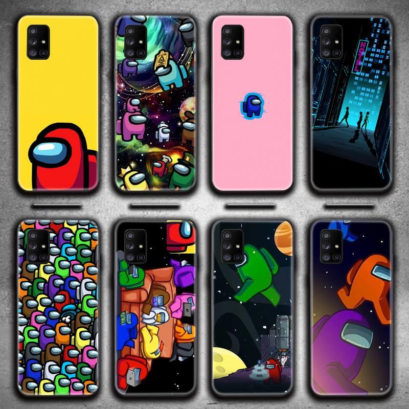 У нас чехол для телефона Samsung Galaxy A21S A01 A11 A31 A81 A10 A20E A30 A40 A50 A70 A80 A71 A51|Бамперы|   | АлиЭкспресс