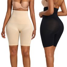 Women High Waist Shaper Shorts Breathable Body Shaper Slimming Tummy Underwear Panty Shapers HOT(China)