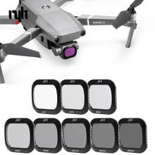 Filtre de caméra pour Drone DJI Mavic 2 Pro, protection UV polarisante de densité neutre, pour verre optique