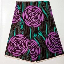 Latest high quality soft wax fabric 40*40 yarn African fabri