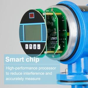Image 4 - Электромагнитный расходомер, расходомер воды, Диапазон Потока 0 ~ 30 м3/ч, диаметр датчика DN10 ~ DN600, точность 0.5% или 1.0% (опционально)