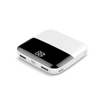 Vogek Μίνι εξωτερικός φορτιστής Power Banks Gadgets MSOW