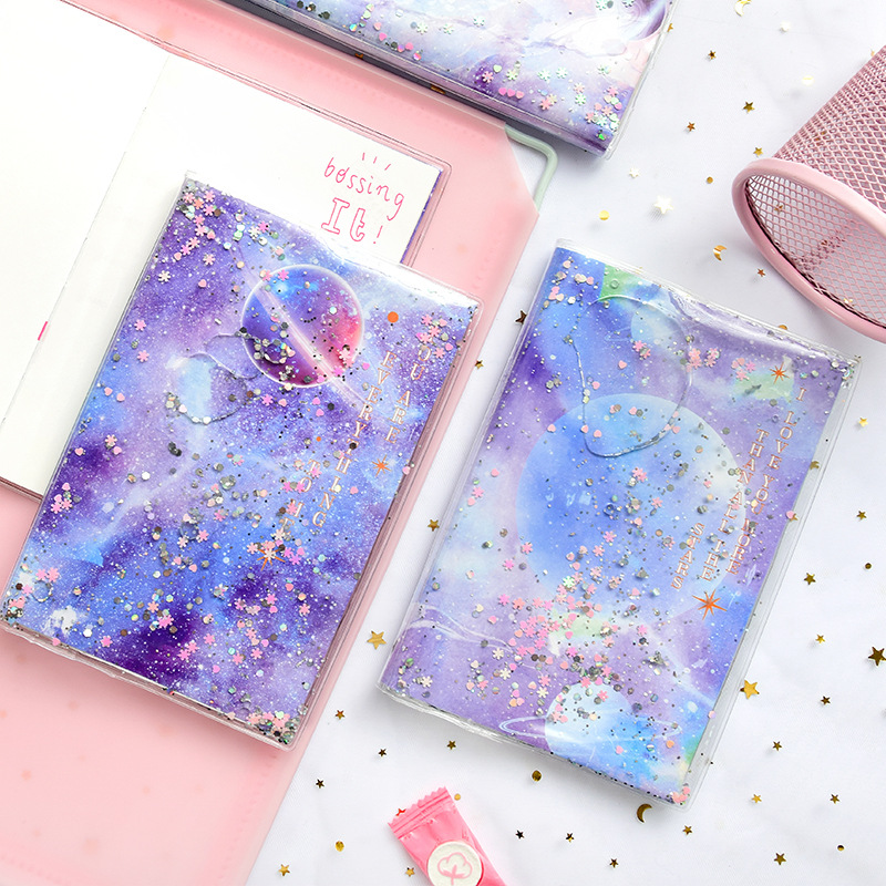 2020 Cute Kawaii Notebook Cartoon Cute Lovely Creative Journal Diary Planner Notepad For Girls Gift Korean Stationery
