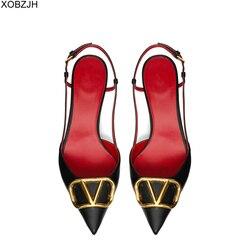 Дизайнерская обувь; роскошная женская обувь; коллекция 2019 года; брендовые туфли-лодочки на низком каблуке «рюмочка»; цвет черный, белый, кра...