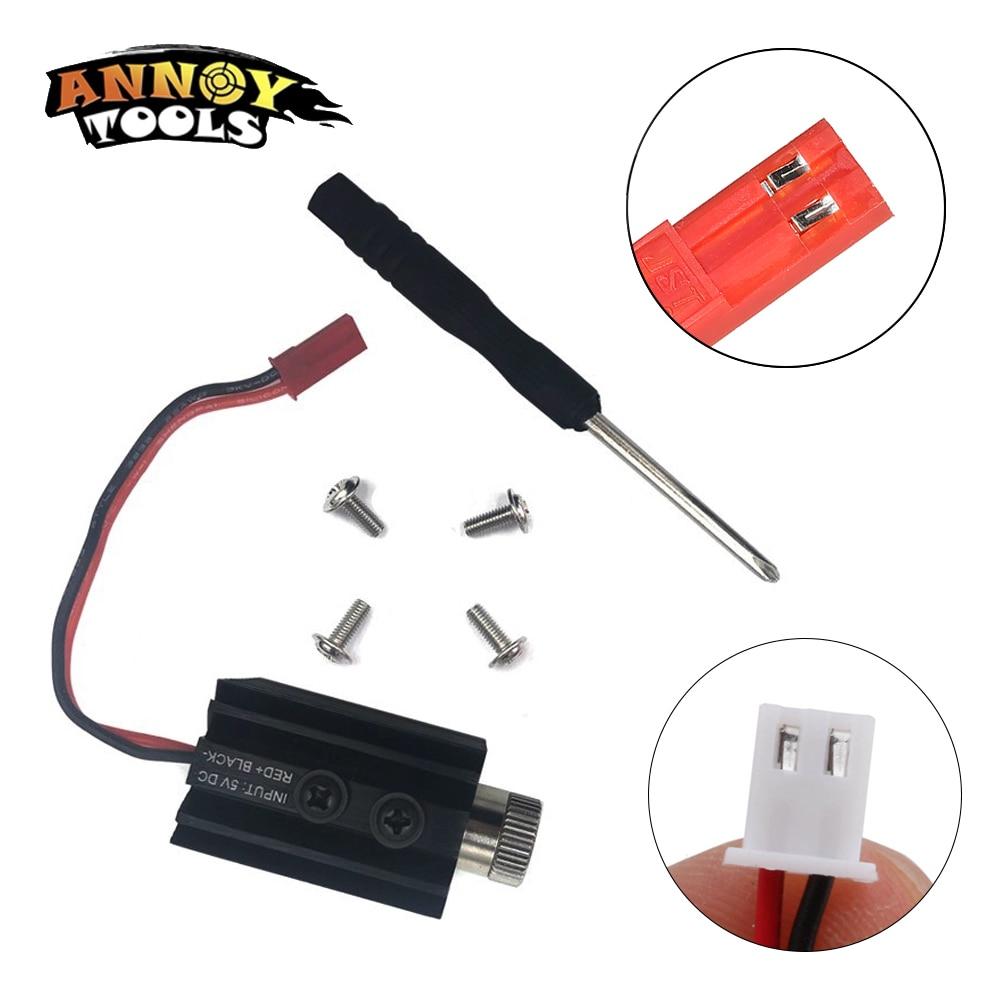 Accessorio dell'incisore del modulo del laser della testa del laser della luce blueviolet di 1000mW 1500MW 405nm per la macchina per incidere del laser di CNC
