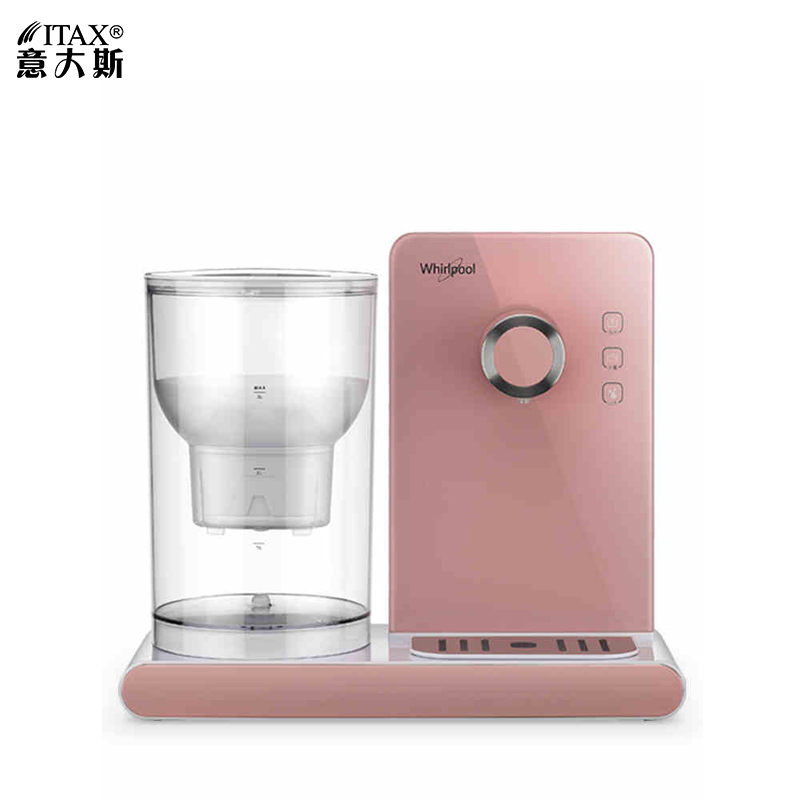 Mini Desktop Water Dispenser Small Fast Heating Portable home Drinking Machine Large Capacity with 5 Gear WD33