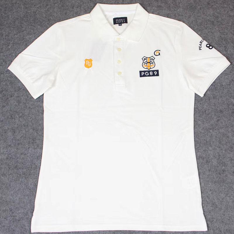 2020 New Summer Golf apparel Men's Golf T-Shirt PG Comfortable Breathable Golf Short Sleeve T-Shirt Free Shipping