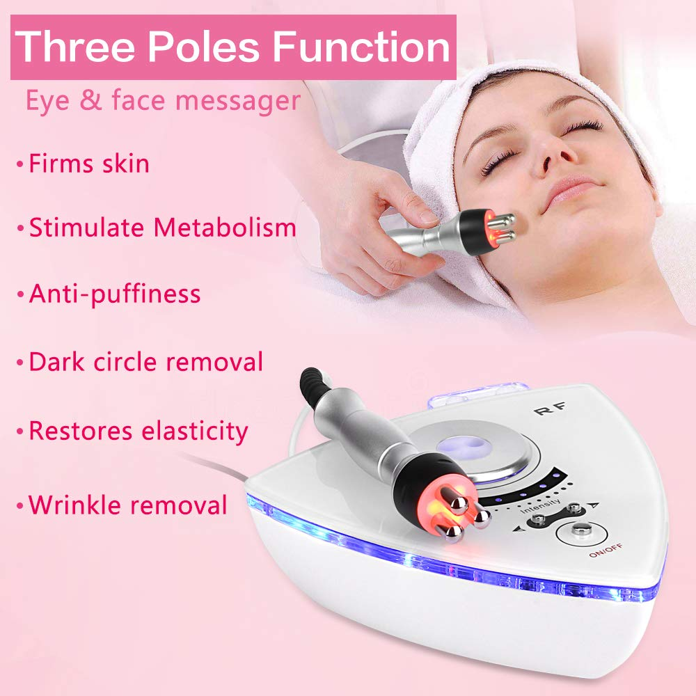 Image 3 - RF Radio Frequency Facial Machine Facial Device For Skin Rejuvenation Wrinkle Removal Skin Tightening Anti Aging Skin Care White-in Face Skin Care Tools from Beauty & Health