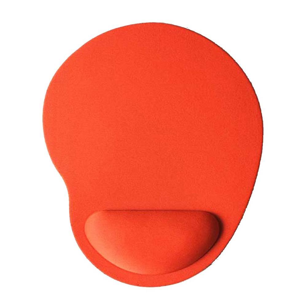 Small Feet Environmental Protection Eva Wrist Mouse Pad Computer Game Creative Solid Color New Custom Logo