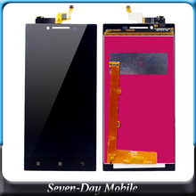 цена на 5.0'' For Lenovo P70 LCD Display Touch Screen Digitizer Assembly For Lenovo P70 Display Screen LCD P70-T P70-A P70A Replacement
