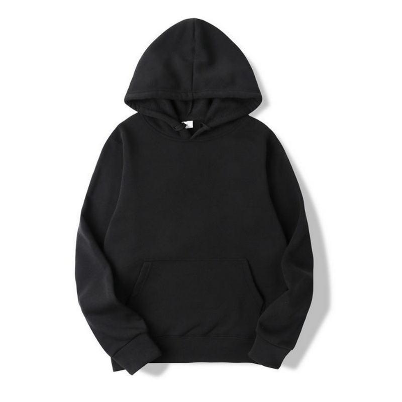 2020 Quality Brand Men And Women Hoodie Autumn Male Hip Hop Streetwear Men Pullover Sweatshirts Hoodies Mens Solid Color Hoodie