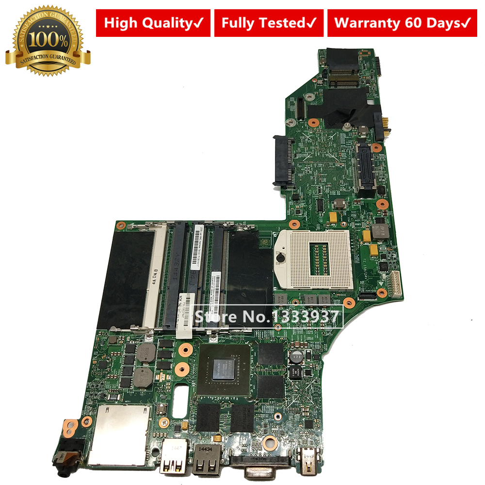 FRU 04X5316 04X5324 For Lenovo Thinkpad W540 Laptop motherboard 12291-2 48.4LO13.021 Mainboard