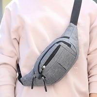 Neue Mode Taille Tasche Sport Frauen Taille Taschen Mit Mehrere Taschen Telefon Schulter Tasche Taille Gürtel Tasche für Männer Taille pack Männlichen