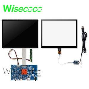 Wisecoco 9,7 дюймов 2048x1536 LP097QX1 SPA1 SPC1 ЖК-дисплей Дисплей панель для iPad 3 4 51 булавки с сенсорный экран плата контроллера HDMI