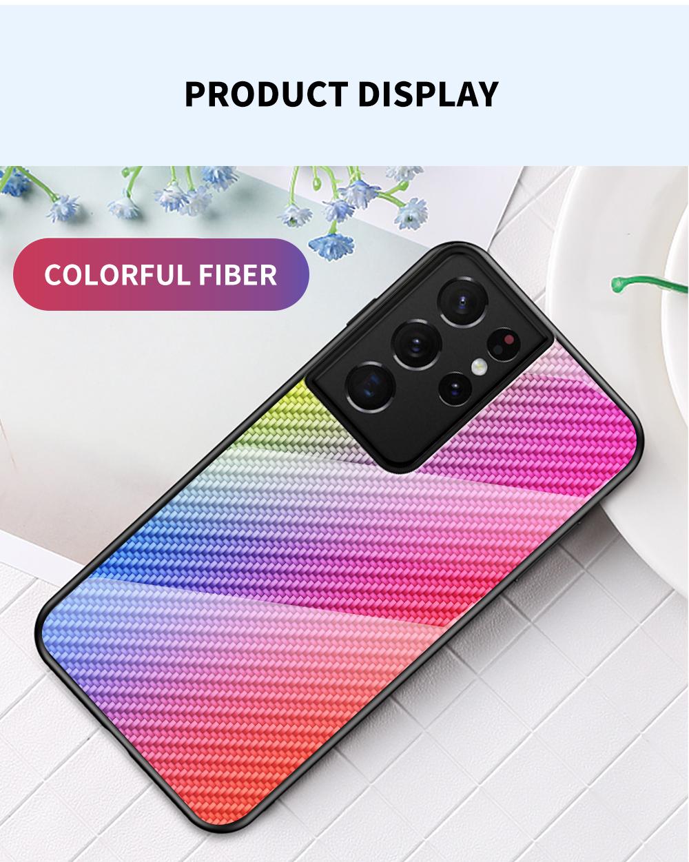 Galaxy S21 Ultra Carbon Fiber Case 13