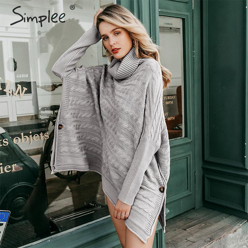 SIMPLEE Ilus pullover