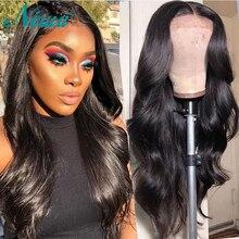 Peruki z koronką Newa wstępnie oskubane peruki z koronką Remy włosy z ludzkimi włosami peruki z dziecięcymi włosami 13x6 brazylijskie peruki dla czarnych kobiet