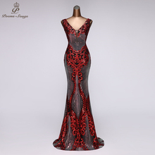 Prom-Dresses Evening-Dress Robe-De-Soiree Mermaid Elegant Vestidos-De-Festa Sukienki