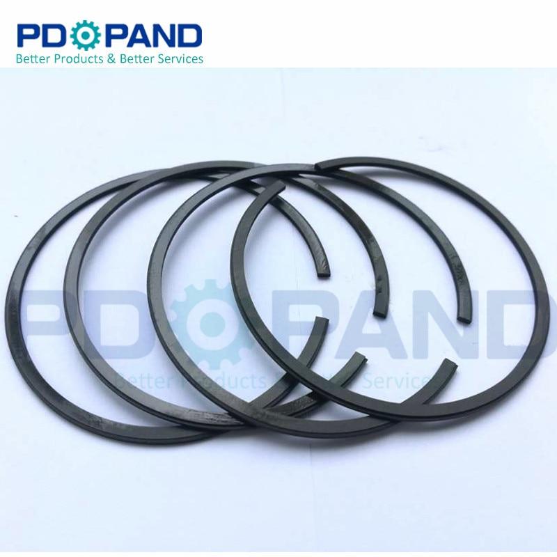 SIZE STD Piston Ring 1.5 1.6 1.8 L for Toyota Prizm Celica Corolla